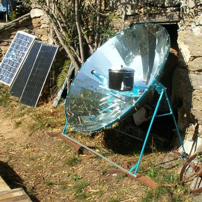 Parabole solaire Alsol