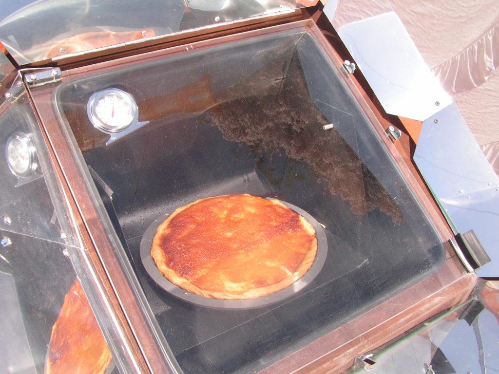 four solaire tarte